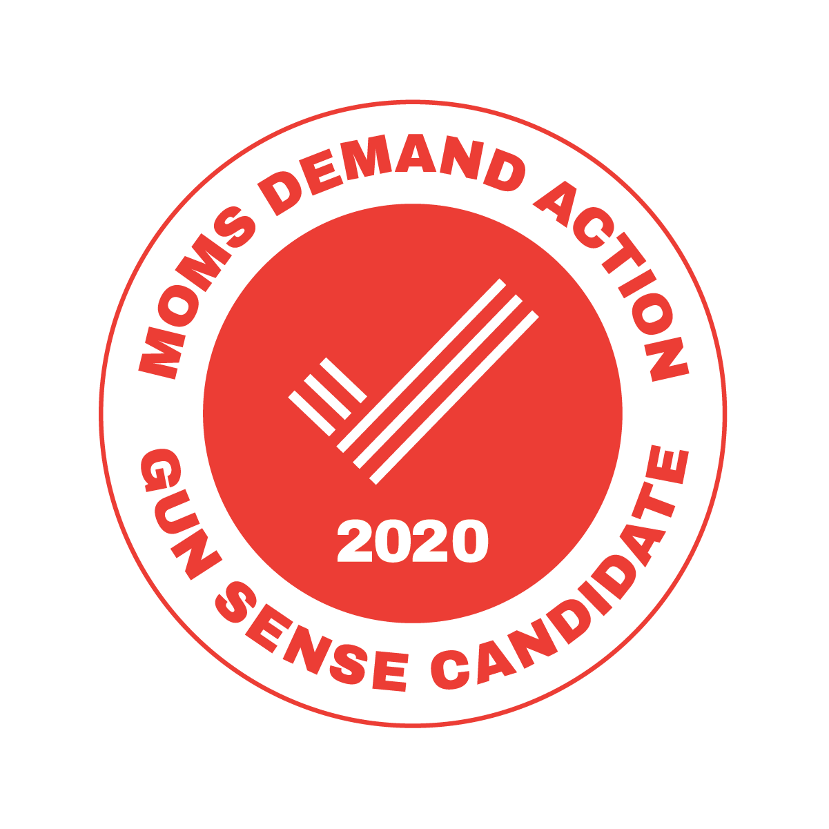 2020 Moms Demand Action Gun Sense Candidate